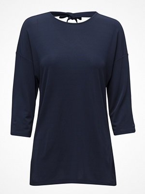 Gant Op2. Bow Back 3/4 Sleeve Top
