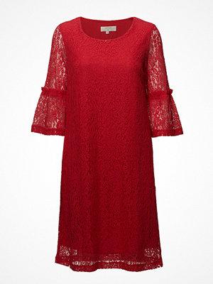 Cream Felina Lace Dress