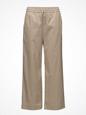 Filippa K omönstrade byxor Rylie Cropped Pants