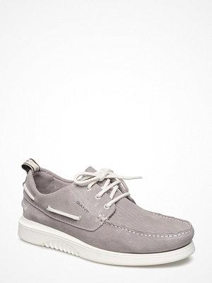 Vardagsskor & finskor - Gant Dennis Low Lace Shoes