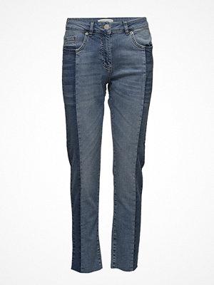 Second Female omönstrade byxor Nala Mw Jeans