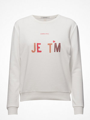 Scotch & Soda Clean Crew Neck Sweat With Various Artworks