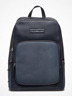 Tommy Hilfiger omönstrad ryggsäck Corporate Mix Backpack