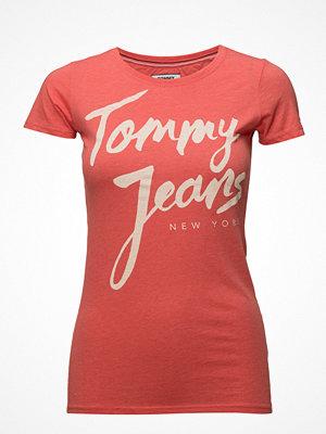 Tommy Jeans Tjw Script Logo Tee,