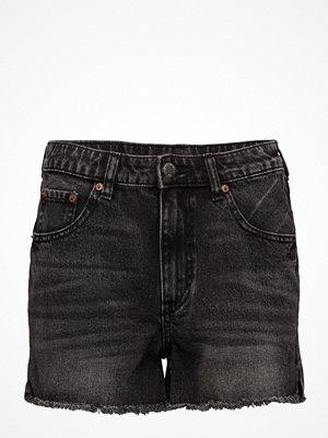 Cheap Monday Revive Shorts Black Smoke