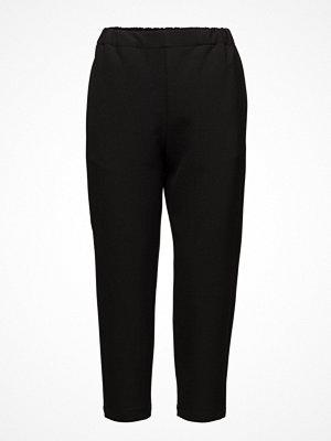 Marimekko svarta byxor Elena Solid Trousers