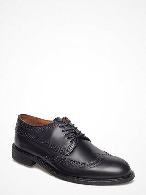 Vardagsskor & finskor - Selected Homme Slhbaxter Brogue Leather Shoe B