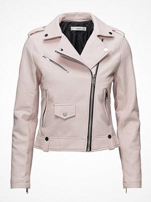 Mango Appliqu Biker Jacket