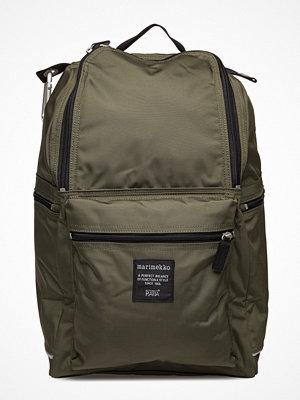 Marimekko omönstrad ryggsäck Buddy Backpack