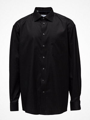 Eton Black Signature Twill Shirt
