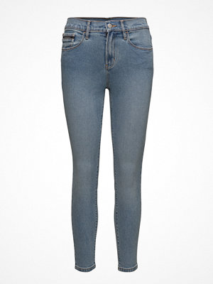 Calvin Klein Jeans High Rise Skinny Ank