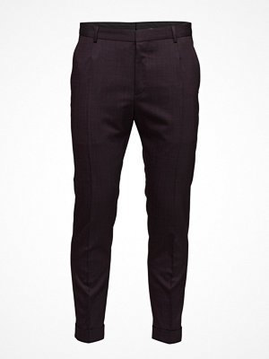 Calvin Klein Pivello Stretch Wool Suiting