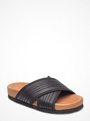 Selected Femme Sfmaddie Leather Slider