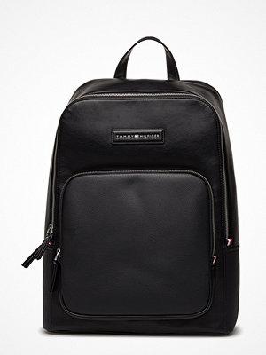 Tommy Hilfiger svart ryggsäck Corporate Mix Backpack