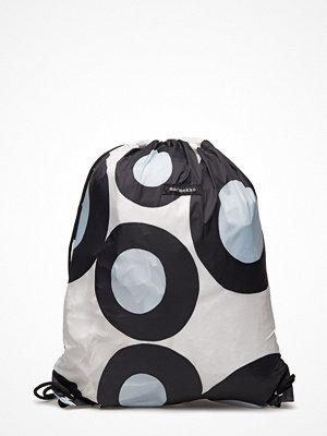 Marimekko mönstrad ryggsäck Smart Sack Klaava Bag