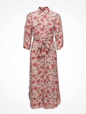 by Ti Mo Printed Shirt Dress