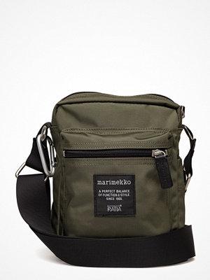 Marimekko omönstrad axelväska Cash & Carry Bag