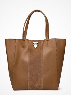 Decadent brun shopper Madison Soft Tote