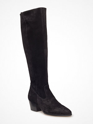 Stövlar & stövletter - Angulus Bootie - Block Heel - With Zippe