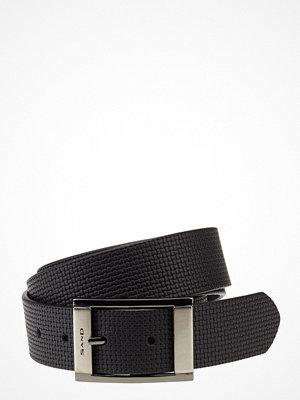 Bälten & skärp - Sand Belt Mw Reversible - 9231 - 35mm