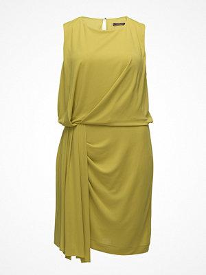 Violeta by Mango Draped Dress