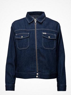 Jeansjackor - Wrangler Carpenter Jacket