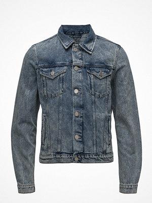 Jeansjackor - Selected Homme Shxjeffrey Light Blue Denim Jacket