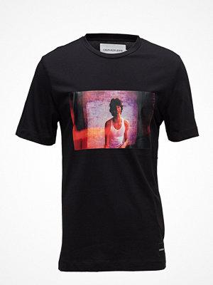 Calvin Klein Jeans Digital Photo Box Logo Tee