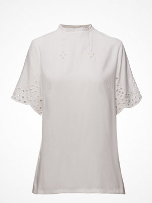 Coster Copenhagen Top W. Broderie Anglaise