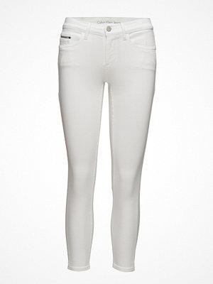 Calvin Klein Jeans Mr Skinny Ankle-Great White Str