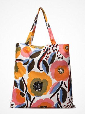 Marimekko Home mönstrad shopper Rosarium Bag