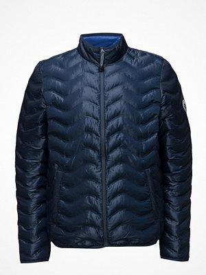 Dunjackor - Knowledge Cotton Apparel Pet Wave Quilted Jacket