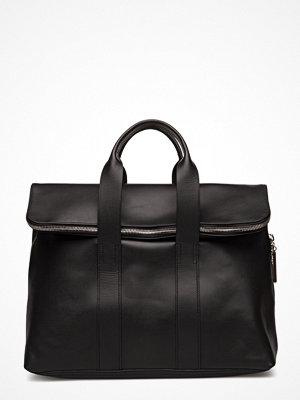 3.1 Phillip Lim svart datorväska 31 Hour Bag
