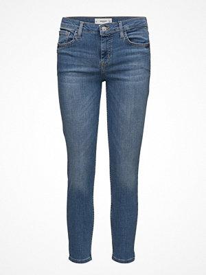 Mango Cropped Skinny Jeans