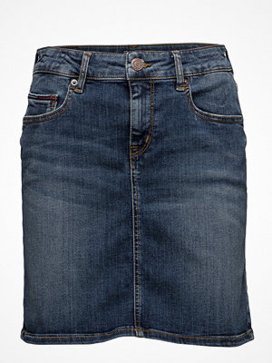 Tommy Jeans Tjw Slim Denim Skirt