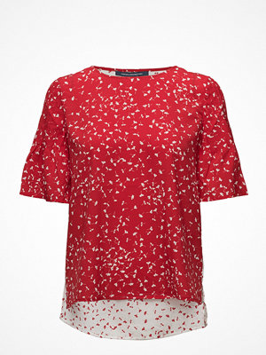 T-shirts - French Connection Komo Crepe Light Roundneck Top