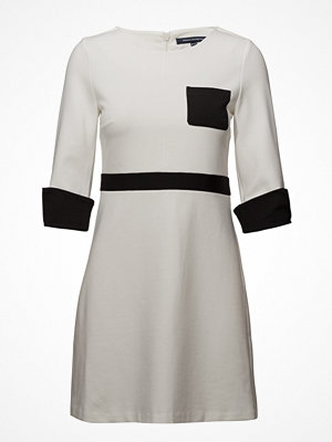 French Connection Gabrielle Jersey Ls Pkt Dress