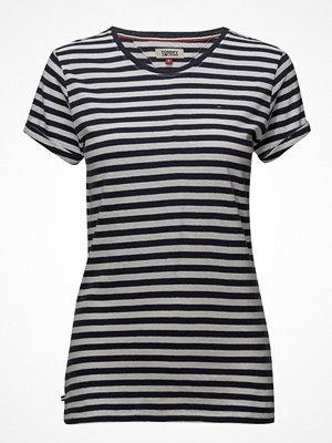 T-shirts - Tommy Jeans Tjw Linen Blend Stri