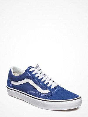 Sneakers & streetskor - Vans Ua Old Skool (Suede)Black/B, 7.5, Medium