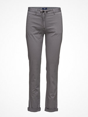 Gant grå byxor Draw String Pants