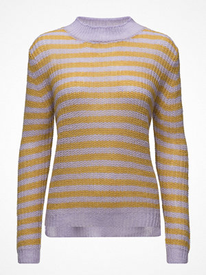Coster Copenhagen Sweater In Thin Mohair Knit W. Stri