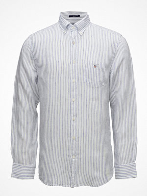 Gant The Linen Pinstripe Reg Bd