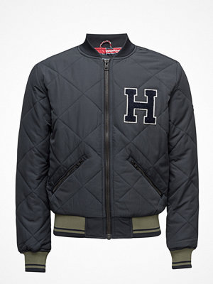 Tommy Jeans Thdm Mix Quilted Puffa 13