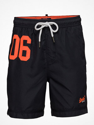 Badkläder - Superdry Waterpolo Swim Short