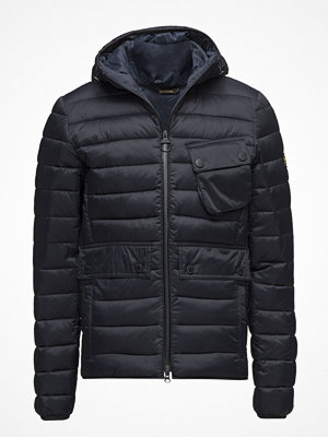 Barbour B.Intl Ouston Hooded Quilt (Sl)