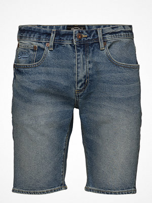 Shorts & kortbyxor - Superdry Officer Slim Short