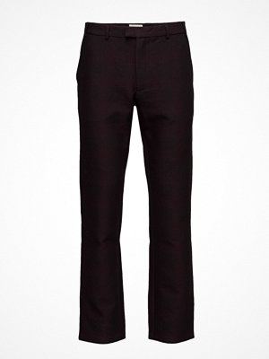 Tonsure Regular Fit Trousers With Zipper Detail