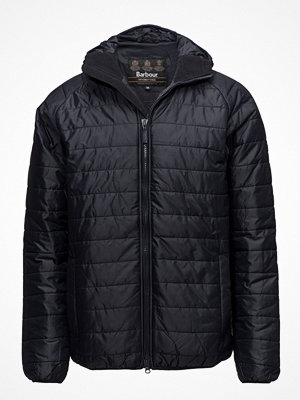 Barbour B.Intl Level Hooded Quilt