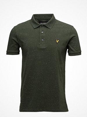 Lyle & Scott Flecked Polo Shirt
