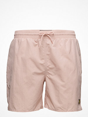 Badkläder - Lyle & Scott Plain Swim Short
